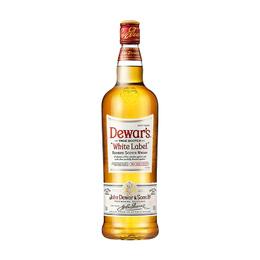 Whisky Dewars 6 Años Botella 1 Lt.