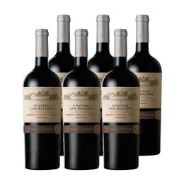 Vino Los Boldos Gran Reserva Cabernet Sauvignon / Syrah Botella 750cc x6