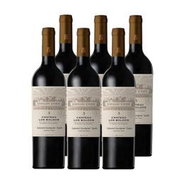 Los Boldos Vielles Vignes Cabernet Sauvignon/Syrah Botella 750cc x6