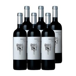 Vino Maquis Gran Reserva Cabernet Franc Botella 750cc x6