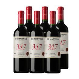 De Martino 347 Reserva Carmenere Botella 750cc x6