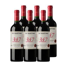 De Martino 347 Reserva Cabernet Sauvignon Botella 750cc x6