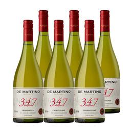 De Martino 347 Reserva Chardonnay Botella 750cc x6