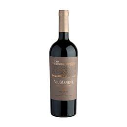 Vino Viu Manent Single Vineyard San Carlos Malbec Botella 750cc
