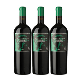 Vino Caballo Loco Grand Cru Sagrada Familia Botella 750cc x3