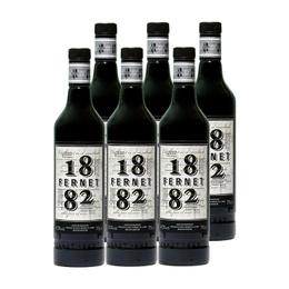 Fernet 1882 Botella 750cc x6