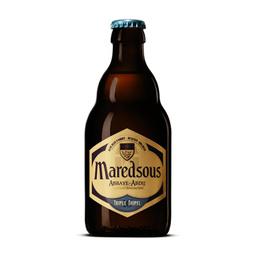 Cerveza Maredsous Triple Botella 330cc