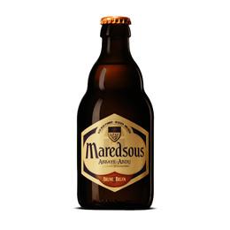 Cerveza Maredsous Brune Botella 330cc