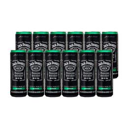 Jack Daniels Ginger Lata 355cc x12