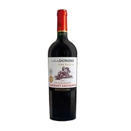 Vino Casa Donoso Bicentenario Gran Reserva Cabernet Sauvignon Botella 750cc