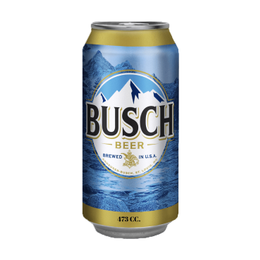Cerveza Busch Lata 473cc