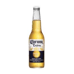 Cerveza Corona Lager Botella 330cc