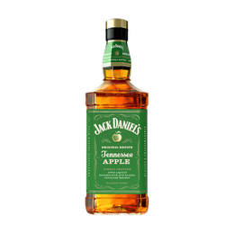 Whiskey Jack Daniels Apple Botella 1 Lt