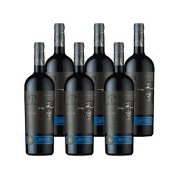 Vino Casas Patronales Maucho Malbec Botella 750cc x6