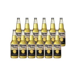 Cerveza Corona Botella 710cc x12
