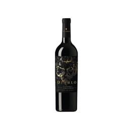 Vino Diablo Black Cabernet Sauvignon Botella 750cc