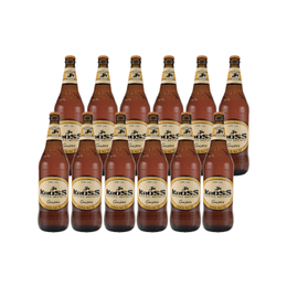 Cerveza Kross Golden Ale Botella 330cc x12