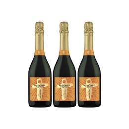 Espumante Misiones de Rengo Moscato Botella 750cc x3