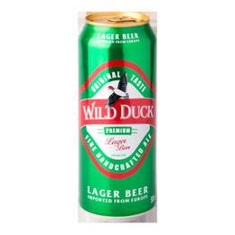 Cerveza Lager Wild Duck Lata 500cc