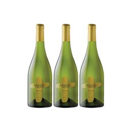 Vino Misiones de Rengo Reserva Chardonnay Botella 750cc x3