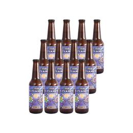 Cerveza Nomade Blonde Ale Botella 330cc x12