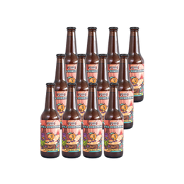 Cerveza Nomade IPA Botella 330cc x12