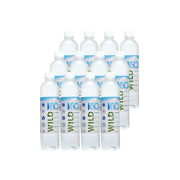 Agua Premium Alcalina Sin Gas WildKo Botella 500cc x12
