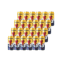 Cerveza Austral Red Lager Lata 470cc x24