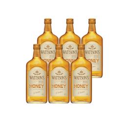 Whisky Wattson´s Honey Botella 700cc x6