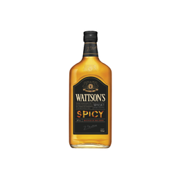 Whisky Wattson´s Spicy Botella 700cc
