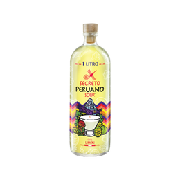 Secreto Peruano Sour Botella 1Lt