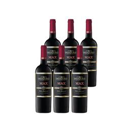 Vino Errazuriz Max Reserva Cabernet Sauvignon Botella 750cc x6
