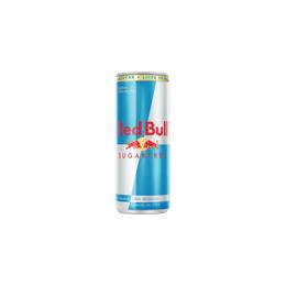 Red Bull Sugar Free Lata 250cc