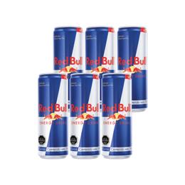 Red Bull Lata 355cc x6
