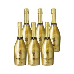 Espumante Vionelli Gold Botella 750cc x6
