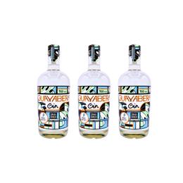 Gin Guayabera Botella 700cc x3