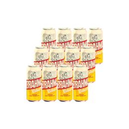 Cerveza Brahma Lata 473cc x12