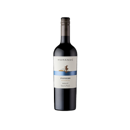 Vino Morande Pionero Reserva Merlot Botella 750cc