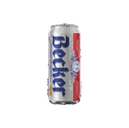 Cerveza Becker Lager Lata 473cc