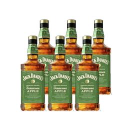 Whiskey Jack Daniels Apple Botella 750cc x6