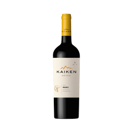 Vino Kaiken Reserva Estate Malbec Botella 750cc