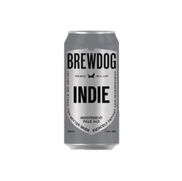 Cerveza BrewDog Indie Pale Ale Lata 500cc