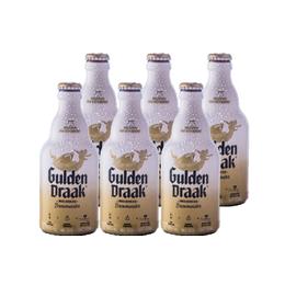 Cerveza Gulden Draak Brewmaster Botella 330cc x6