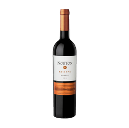 Vino Norton Reserva Malbec Botella 750cc