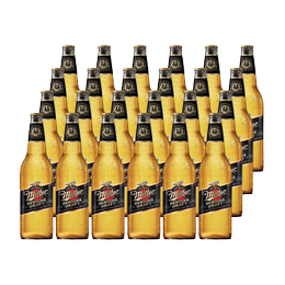 Cerveza Miller Botella 355cc x24