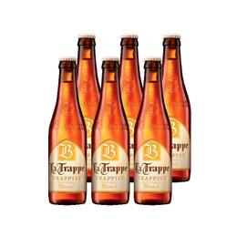 Cerveza La Trappe Blond Botella 330cc x6