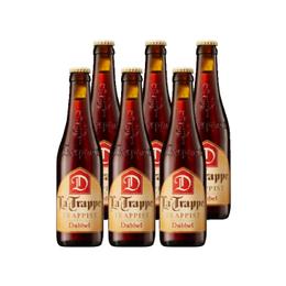 Cerveza La Trappe Dubbel Botella 330cc x6