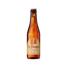 Cerveza La Trappe Tripel Botella 330cc