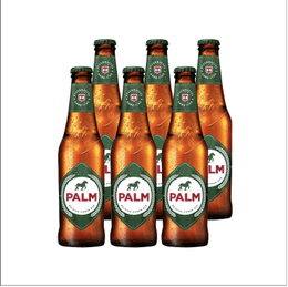 Cerveza Palm Botella 330cc x6