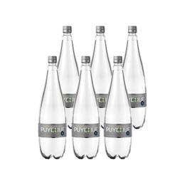 Agua Mineral Puyehue Con Gas Botella 1.5 Litros x6